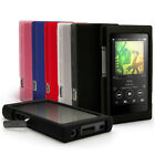 Silicone Gel Skin Case for Sony Walkman NW-A35 Rubber Cover + Screen Protector