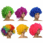 NEW Afro Curly Party 70s 80s Disco Circus Fancy Dress Up Party Costume Clown Wig