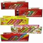 Lip Balm Smackers Coca Cola Starburst Chupa Chups Skittles Stocking Fillers New $11.0  on eBay