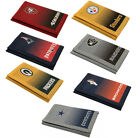 Official NFL - Money WALLET (American Football) Nylon With Zip Pocket & HookLoop