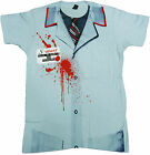 Army Of Darkness - Hello, My Name Is Subway Big Print T-Shirt - Evil Dead Hallow