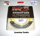 HTO Tronixpro Rockfish Ultrabraid 6lb & 8lb - 100m spool - Lure Fishing, LRF