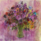Ann Oram SUMMER COLOUR giclee print VARIOUS SIZES new SEE OUR STORE
