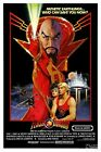 Flash Gordon FILM MOVIE METAL TIN SIGN POSTER WALL PLAQUE