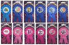 Award Ribbon Badge - Choice of Age/Colour (Birthday/Party/Gift)(Boy/Girl/Adult)