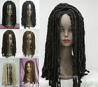 7 colors Afro type wig Corkscrew Curls Medium Length Straight wig Hivision #2011
