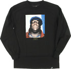 PRIMITIVE BIGGIE NOTORIOUS LIMITED EDITION LONG SLEEVE BLACK T-shirt