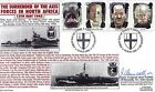 GB FDC HMS SHIPS UNSIGNED OFFICIAL NAVAL FIRST DAY COVERS SERIES 1-7