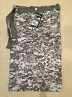 NWT Men's Regal Wear Gray Digital Camouflage Camo Belted Cargo Shorts ALL SIZES