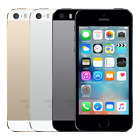 Apple iPhone 5s 16GB 32GB 64GB Factory Unlocked GSM Space Gray - Silver - Gold
