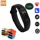 NEW 2017 Genuine Xiaomi Mi Band 2 Smart Wristband Bracelet Heart Rate Monitor