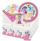 MY LITTLE PONY RAINBOW Party Pack {Tablecover/Cups/Plates/Napkins} (Birthday)