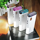 External LCD 20000mAh 2 USB LED Power Bank Portable Backup Pack Battery Charger