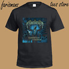 New Mortician Band Darkest Day Of Horror Men's Black T-Shirt Size S to 3XL
