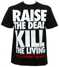 Authentic ABORTED Band Raise The Dead Kill The Living T-Shirt S-3XL NEW