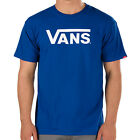 "Vans OTW ""Classic"" Short Sleeve Tee (True Blue/White) Men's Graphic T-Shirt"