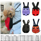 Dog Cat Nylon Pet Puppy Dog Carrier Backpack Front Chest Tote Carrier Net Bag