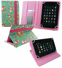 Universal Pu Leather Wallet Case Cover fits Excelvan 7 Inch Android Tablet