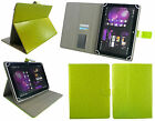 Universal Wallet Case Cover fits Colorfly E104 Q1/ S105 Q1 10.1 Inch Tablet PC