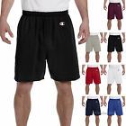 "Champion Mens Cotton Shorts 6"" Inseam Gym Athletic Basketball Workout S-3XL 8187"