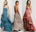 Wedding Special Occasion Banquet Evening Formal Gown Prom Party Long Maxi Dress