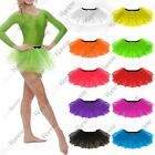 New Womens Sparkly Sequin Ballet Tutu Fancy Dress Dance Halloween Mini Skirts