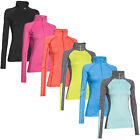 Under Armour Womens UA Armour ColdGear Cozy Half Zip Thermal Top Pullover