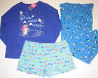 Joe Boxer 3pc Pequins Pajama Set Size Large, New w/tags