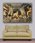 "Christian painting Huge giclee canvas print. painting 30""x40"""