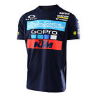 Troy Lee Designs TLD Team KTM License Youth T-Shirt Navy Blue