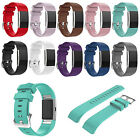 Replacement Wrist Strap Silicone Watchband/Screen Film for Fitbit Charge Pretty