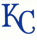 REFLECTIVE Kansas City Royals fire helmet decal sticker up to 12 inches on Ebay