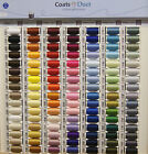 Coats Duet Sewing Thread | 100% Polyester | 100M | BLUES |