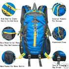 40L Outdoor Travel Backpack Unisex Climbing Backpacks  Waterproof Mountaineering