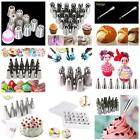 Metal Russian Tulip Icing Piping Nozzles Cake Decoration Tips Pastry Tool Set