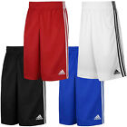 adidas Performance Boys Kids Youths Commander Sports Basketball Shorts