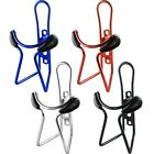 Lumintrail Bike Water Bottle Cage Cycling Lightweight Aluminum Holder - 4 Colors