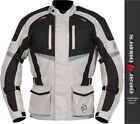 Buffalo Alpine Stone Textile Ladies Motorcycle Armoured Jacket Scooter Commuter