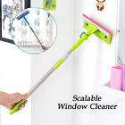 Two Size Scalable Handle Car Window Dust Cleaner Mirror Wiper Cleaning Brush Kit