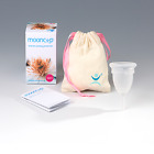 Mooncup | Reusable Menstrual Cup | Eco Sanitary Protection | 2 Sizes Available
