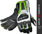RST Pro Series CPX-C Green Motorcycle Sports Glove Race Track Gloves CPXC Carbon