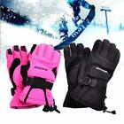 Winter Warm Waterproof Thermal Snow Gloves Windproof Snowboard Skiing Outdoor