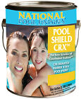 National Paint Swimming Pool Shield CRX Chlorinated Rubber Paint-(Various Color)