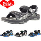 Air Cushion SNAP LOCK Sports Water Sandals for Men & Women by Gold Pigeon Shoes