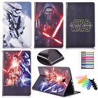 Star Wars Character Case for Samsung Various Tablets PU Leather Stand Cover $20.99 AUD