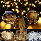 110v 100 Led 10m Fairy String Dorm Lights Multifunction Holiday Christmas Party