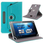 """Universal Leather Flip Stand Case Cover For 7"""" 8"""" 9"""" 10"""" Android Tablet PC US"""