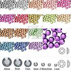 1000pcs Acrylic Crystal Flat Back Rhinestones Round Diamante Gems Nail Art Craft