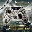 Xbox One/S Money Maker Arbiter 4 Rapid Fire 4 Carbon Paddle Controller BF-IW-GOW