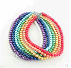 Fashion Women 24 Colors Imitation Pearl Bead Necklace Popular Clavicle Chain Hot
